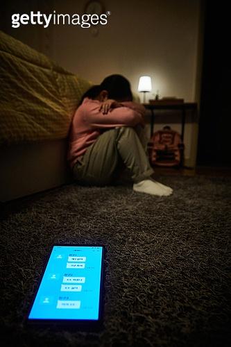 어린이 (나이), 초등학생, 왕따 (괴롭힘), 스마트폰, 문자메시지 (전화걸기), 학교폭력