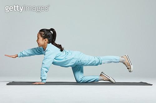 어린이 (나이), 운동, 체조 (스포츠), 스트레칭 (물리적활동), 건강관리, 체육교육 (교과목), 요가