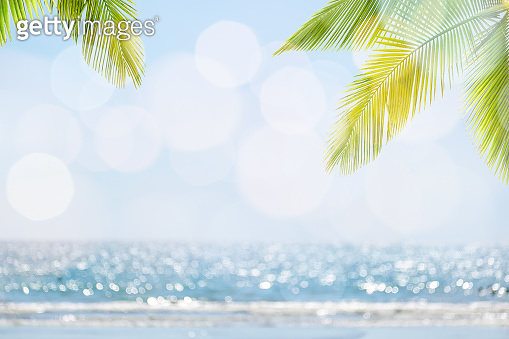 summertime vacation background
