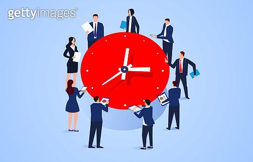 Emergency meetings, emergency hours, business groups meeting around the clock