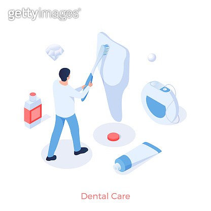 Care and prophylaxis of dental. Stomatology of oral cavity and removal calculus