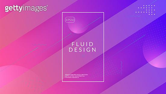 Geometric Banner. Technology Brochure. Modern Flyer. Cool Landing Page. Futuristic Pattern. Blue Hipster Cover. Trendy Frame. Tech Minimal Poster. Magenta Geometric Banner