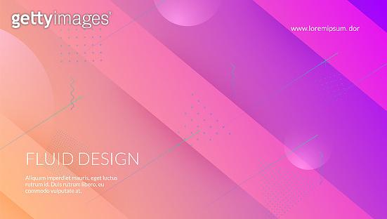 Digital Poster. Horizontal Invitation. Pink Mobile Banner. Plastic Frame. Cool Landing Page. Modern Flyer. Neon Element. Tech Gradient Shape. Lilac Digital Poster
