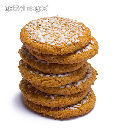 Oatmeal Cookie Stack
