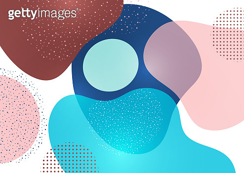 Creative sleek overlapping shapes. Summer sale offer. Fashionable art for cover, poster, internet, page, social, media, announcement, greeting, postcard. Vector