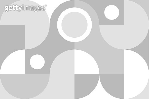 Abstract vector geometric pattern