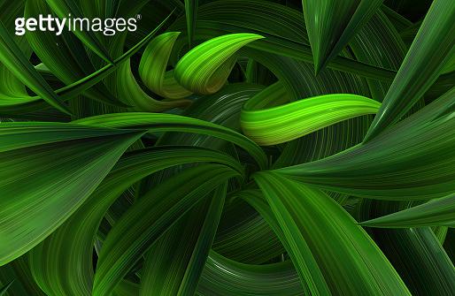 Plant Vines Green, Leaf Gather Background