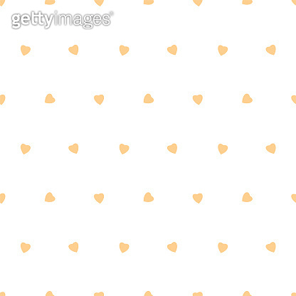A seamless beautiful heart pattern. Valentines Day. Love. Wedding