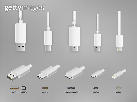 USB all type