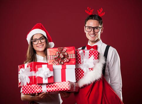 크리스마스 커플