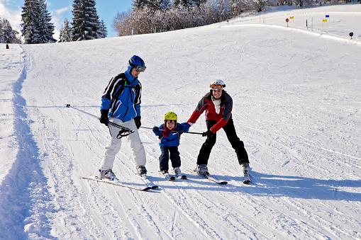 꿈나무 스키 교실
