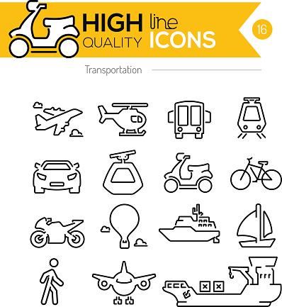 High Quality Line Icon
