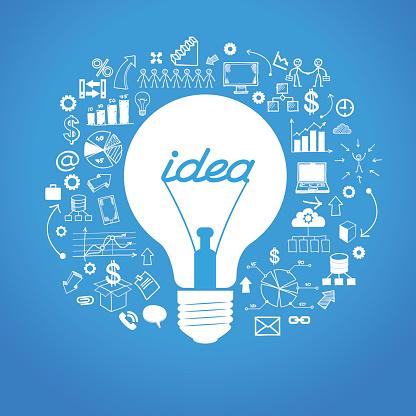 아이디어 인포그래픽