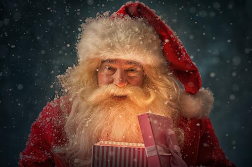 Hello Santa!