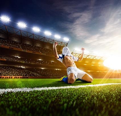 프리미엄CG - 축구