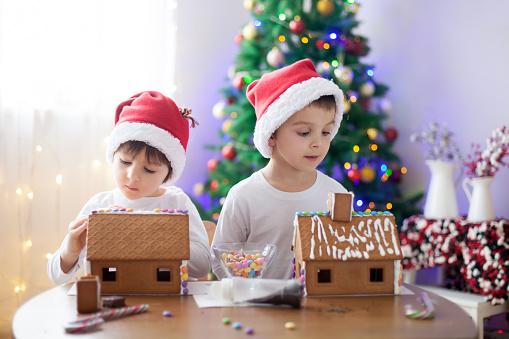 두 소년의 크리스마스