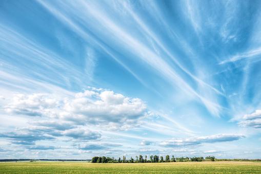 하늘 SKY 天 空