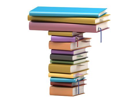 Font 3 - Paper & Book