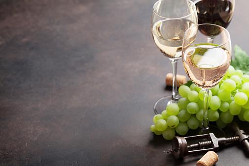 와인과 함께