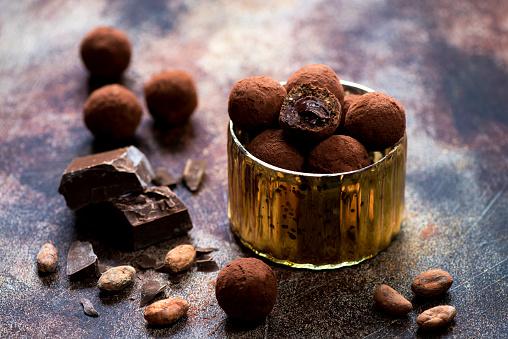 트러플 초콜릿