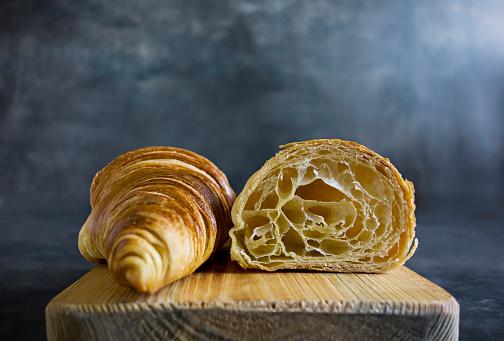 crispy croissant