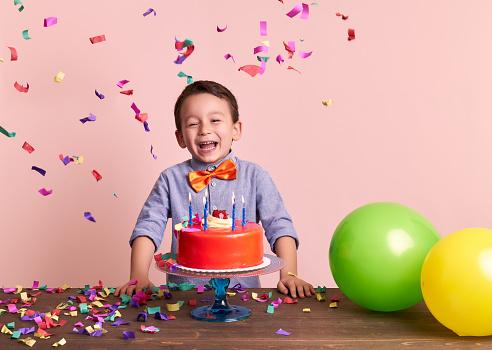 생일 축하합니다~