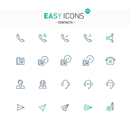 Easy icons
