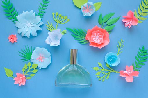 Flower & perfume