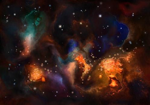 우주, 판타지