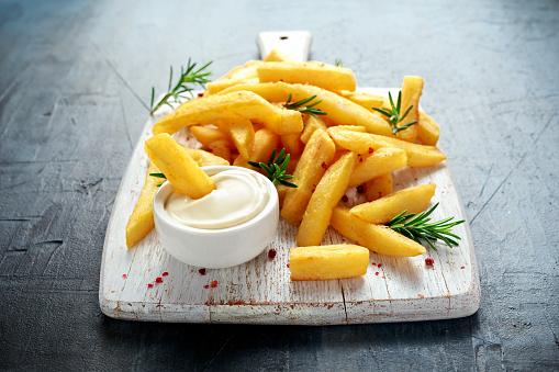 frying food