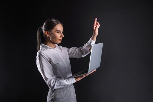 business, sensory screen