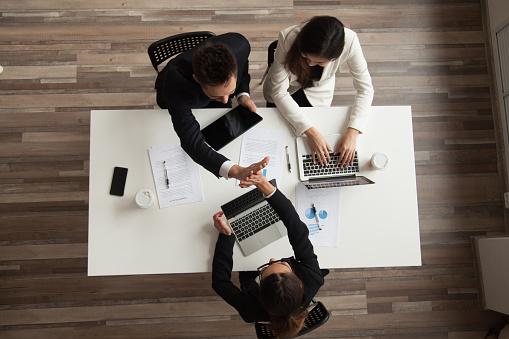 business & teamwork