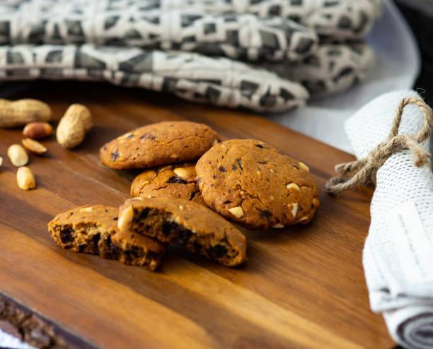Vegan dessert cookie