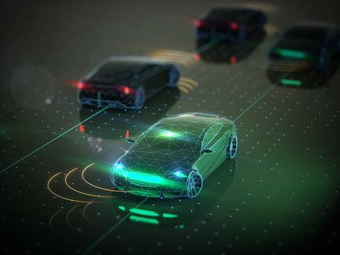 Self drive, autonomous vehicle