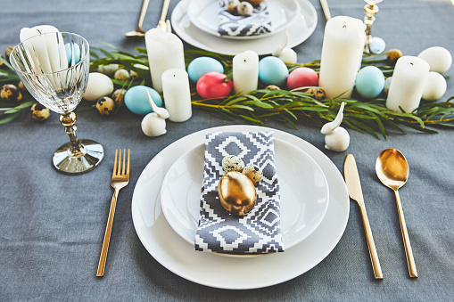 decorated easter