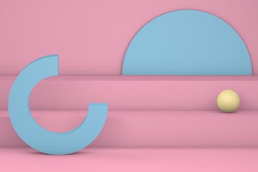 3D Minimal Design
