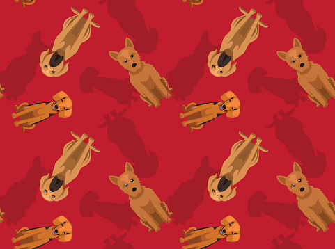 illustration of animal patterns