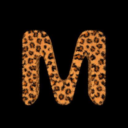 Animal pattern alphabet