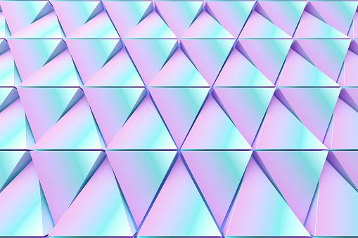 polygonal shape background