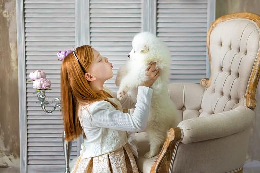아기랑 강아지랑