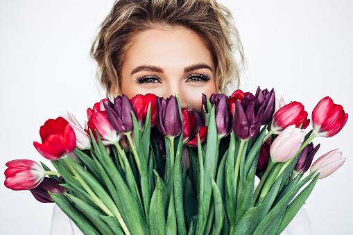 꽃보다 아름다운 여인