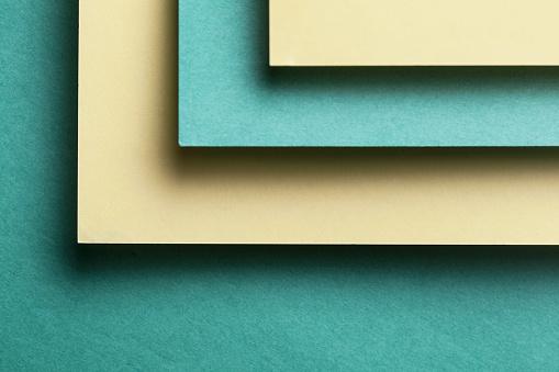 Paper material design