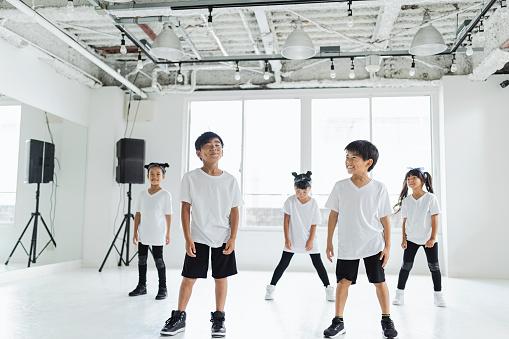 Little Hip-Hop Dancer