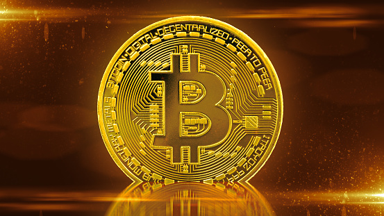 Bitcoin global financial network