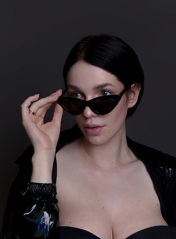 뷰티 패션 모델