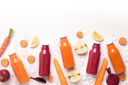 Blended Fruit juice