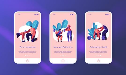 Web & Mobile template