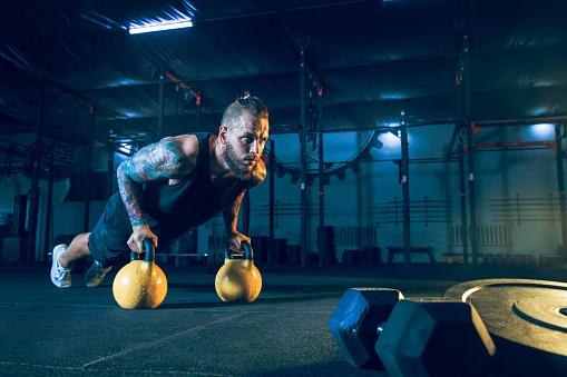Concept of bodybuilding