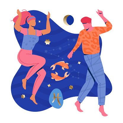 Astrology illustration