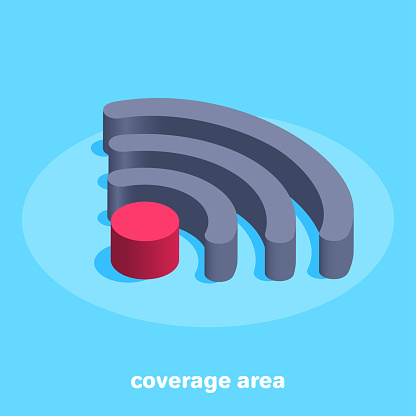 Isometric image for web